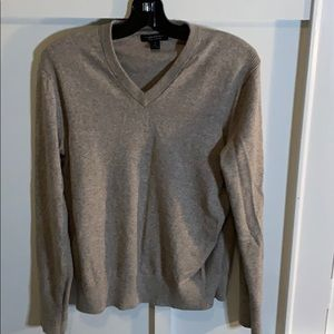 Men's brown sweater